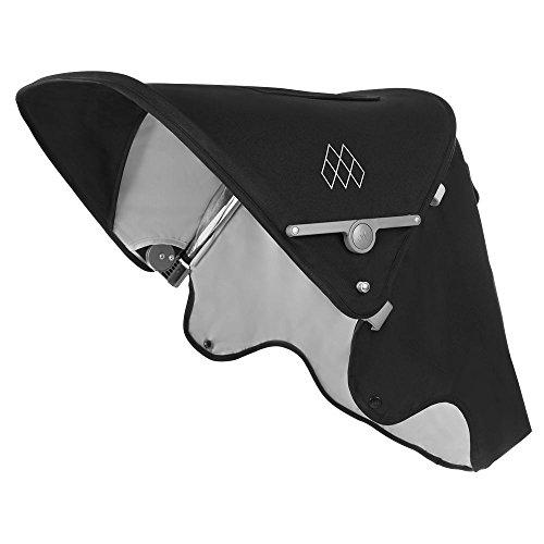 Maclaren Techno XLR Hood, Black/Silver