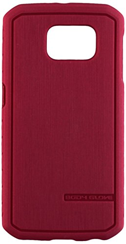 Body Glove Satin Series Case for Samsung Galaxy S6 - Retail Packaging - Cranberry