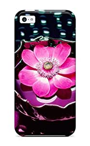 monica i. richardson's Shop Hot High-end Case Cover Protector For Iphone 5c(pink Flower) 7151410K73507448