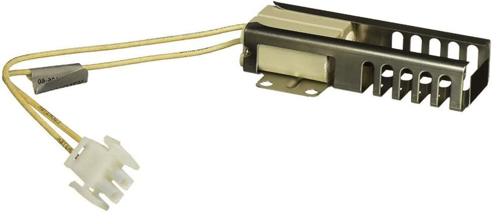 Compatible Oven Ignitor for Amana AGR4412ADQ Amana AGR4412ADS Amana AGR4412ADW Amana AGR5712ADB Amana AGR5712ADQ Range's