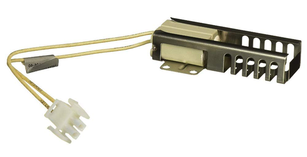 Compatible Oven Ignitor for Maytag MGR5754QDS Maytag MGR5754QDW Maytag MGR5755ADB Maytag MGR5770BDQ Maytag MGR5770BDW Range's
