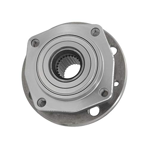 Saab 9000 Hatchback - Front Wheel Hub and Bearing Assembly for Saab 9000 Turbo Hatchback 2.0L 4 Cyl no-ABS 86-89 Replace#513127