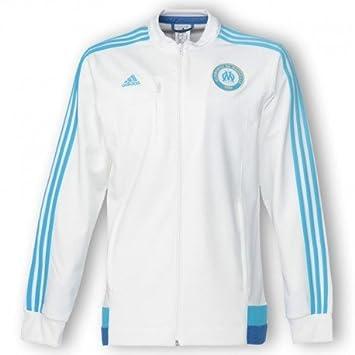 Taille 3xl Adidas Olympique Marseille Veste Football Homme De KJFc3T1l