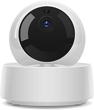 Opinión sobre SONOFF GK-200MP2-B Cámara de Seguridad inalámbrica Wi-Fi con resolución excepcional Full HD 1080P y ángulos de monitoreo amplios de 360°