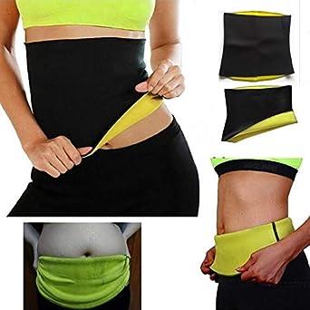 9706534e7f Clinivex Hot Shapers Women Body Shaper Slimming Shaper Belt Girdles Firm  Control Waist Trainer Cincher Plus Size S-3XL Shapewear  XXL  Amazon.in   Clothing   ...