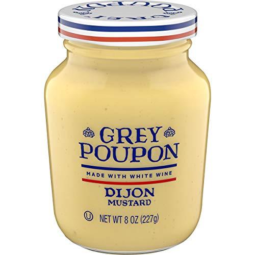 Honey Dijon Mustard - Grey Poupon Dijon Mustard, 8.0 oz Jar
