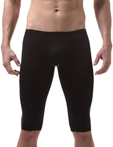 Paixpays Men`s Performance Compression Tights Running Shorts Under Base Layer