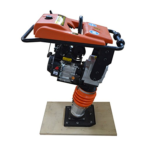 INTBUYING Gas Power Impact Jumping Jack Tamping Rammer for sale  Delivered anywhere in USA