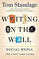 Tom Standage: Writing on the Wall : Social Media - The First 2,000 Years (Hardcover); 2013 Edition Hardcover