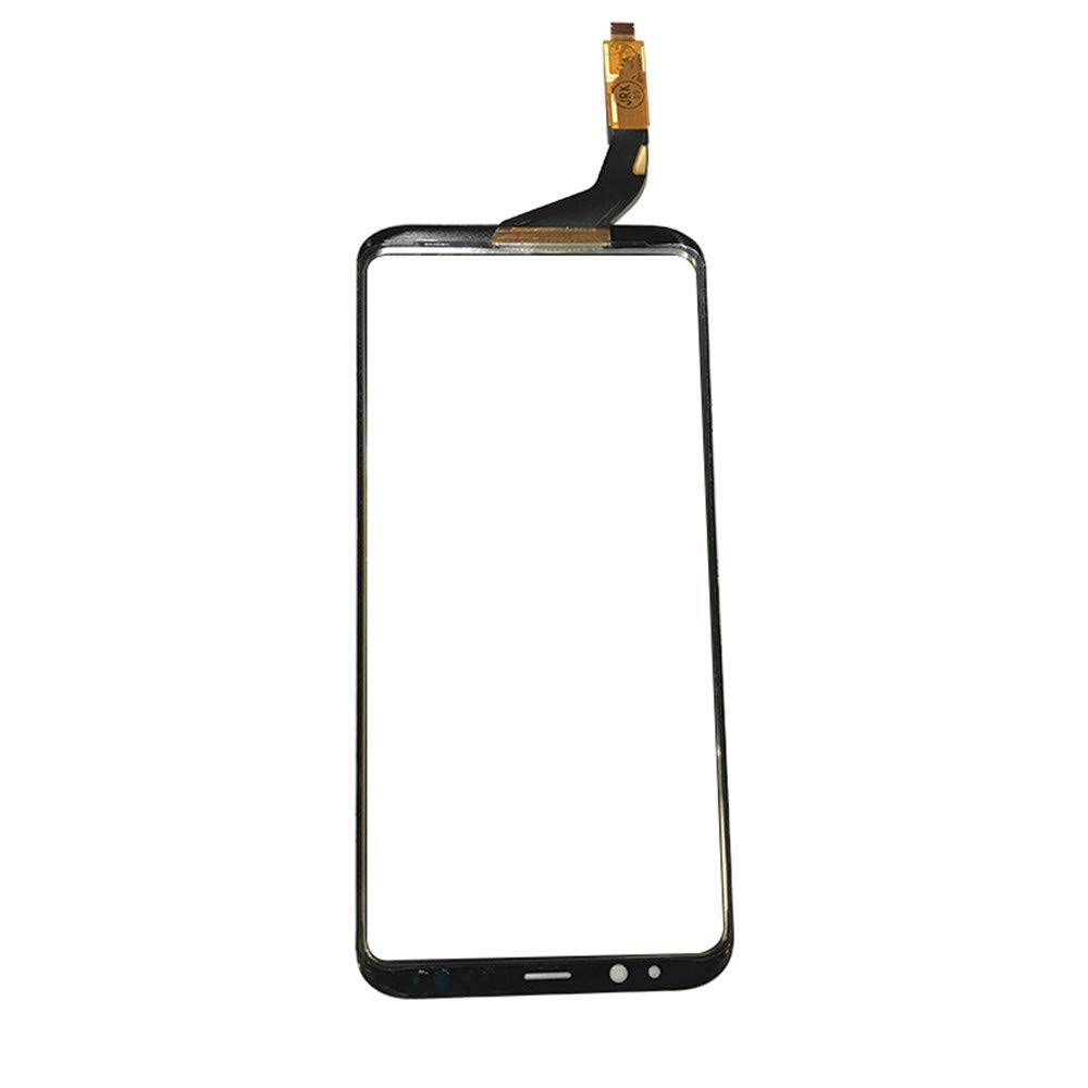 not Include LCD for Samsung S8 Plus Touch Screen Digitizer Outer Screen Glass for Samsung for Galaxy S8 Plus Front Glass Lens Panel with Sensor Replacement