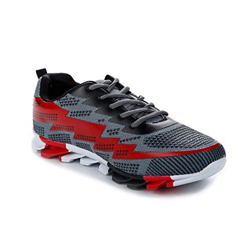 De Sneaker Chaussures Gris Respirant Hawkwell Sport Running Homme BY5zwqE