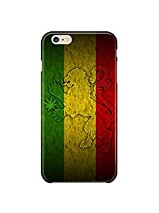 """i6p 0583 lion papel de parade reggae Glossy Case Cover For IPHONE 6 PLUS (5.5"""") by Maris's Diary"""