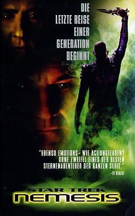 Star Trek 10 - Nemesis [Alemania] [VHS]: Amazon.es: Sir ...