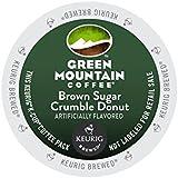 Green Mountain Coffee Brown Sugar Crumble Donut Keurig K-Cups, 18 Count
