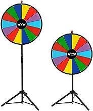 MegaBrand 24 Color Dry Erase Clicker Prize Wheel 14 Slot with Tripod by MegaBrand