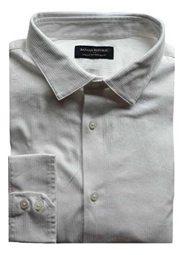 banana-republic-mens-stretch-tailored-slim-fit-button-down-shirt-large-white
