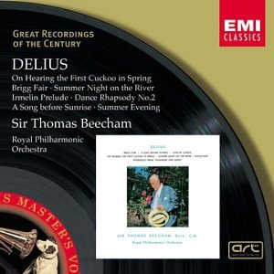Delius: Orchestral Works (Great Recordings of the Century)