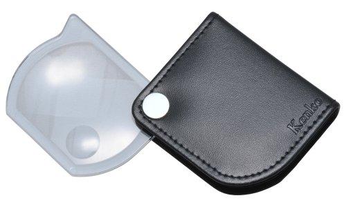 Kenko pocket magnifier loupe KTH-046 Black KTH-046