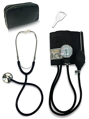 Primacare DS 9195 Pressure Sphygmomanometer Stethoscope