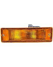 Dorman 1630743 Front Passenger Side Turn Signal / Parking Light Assembly for Select Nissan Models