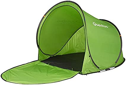 Quechua 2 Seconds Xl 0 2016 Resistente Al Agua Pop Up Carpa Refugio Para Playa Sports Outdoors