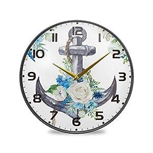 41597CIn2cL._SS300_ Best Anchor Clocks