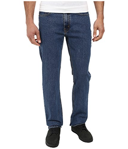 (Levi's¿ Mens Men's 514¿ Straight Stonewash Stretch 34 36)