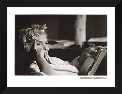 Elliott Erwitt Framed Art Print 36x28