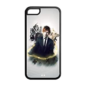 Customize Famous Singer Ed Sheeran Back Cover Case for iphone 5C Protect Your Phone