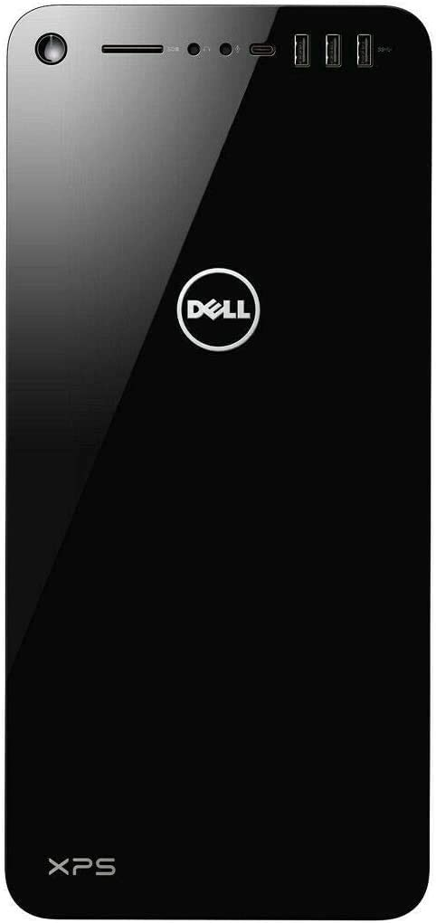 Latest_Dell XPS Desktop, 9th Gen Intel Core i7-9700 Processor, 16GB DDR4 RAM, 256GB SSD+ 2TB HDD, NVIDIA_GeForce RTX 2060, HDMI,Wireless+Bluetooth, Keyboard and Mouse, Window 10 Pro