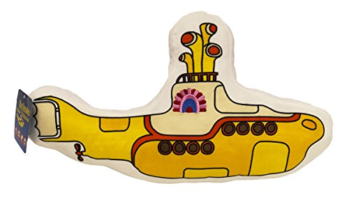 Bravado Beatles Yellow Submarine Decorative Throw Pillow (The Pillow Beatles)
