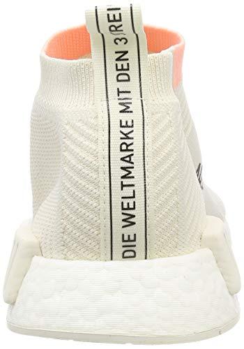 Femme Narcla W De blanub Pk Nmd Chaussures Blanc Gymnastique Adidas 000 cs1 fqRf0