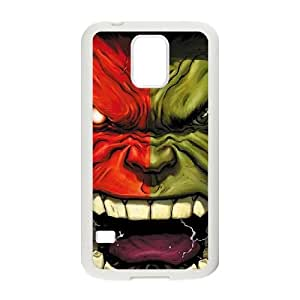 Samsung Galaxy S5 Phone Case White Hulk Marvel Comics Art Aggression IJ7W3IQG Nfl Cell Phone Cases