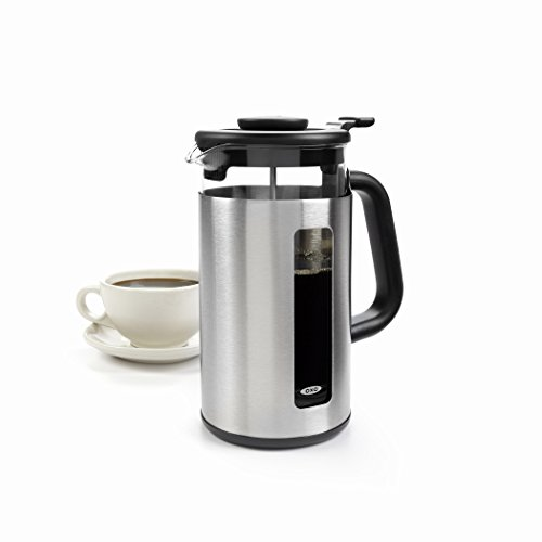 OXO Good Grips Easy Clean French Press Coffee Maker - 8 Cup by OXO (Image #5)