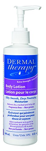Dermal Therapy Extra Strength Body Lotion, 8 Fluid (Dermal Therapy Moisturizer)