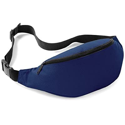 W.Air Sports de plein air randonnée Courir Courir Ceinture Sac Poche Portefeuille Zip Pack Taille Pack