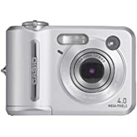 Casio QV-R40 4 MP Mini Digital Camera w/ 3x Optical Zoom Basic Intro Review Image