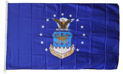 Air Force - 3' x 5' Triple-Knit Military Polyester Flag
