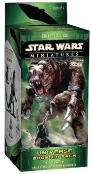 Star Wars CMG Miniatures Game Universe Huge Booster Pack ()