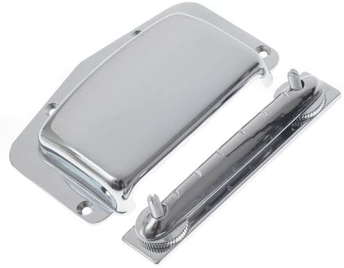 kesoto Guitar Pickup /& Bridge Tailpiece Cover Cover Set For Teisco Electric Guitar Replacement Parts High Quality