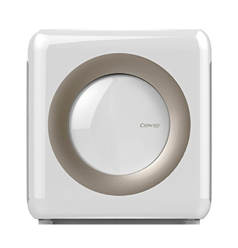 (Coway AP-1512HH Mighty Air Purifier with True HEPA and Eco Mode in White)
