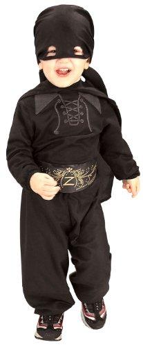 Zorro Costume - Toddler (Zorro Girl Costume)