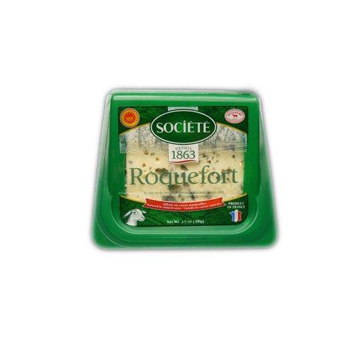 Societe Bee Roquefort, 3.5 oz (Raw Sheep)