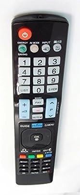 Mando a distancia universal para TV LG: Amazon.es: Electrónica