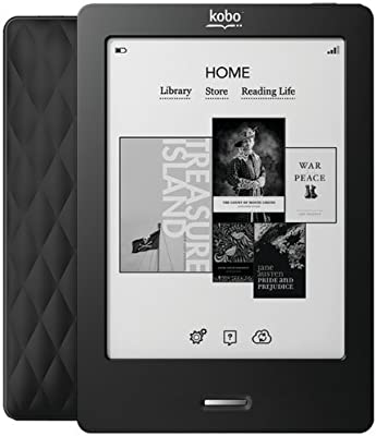 Kobo Touch Black Ereader: Amazon ca: Computers & Tablets