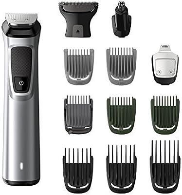 Philips MULTIGROOM Series 7000 MG7715/33 cortadora de pelo y ...