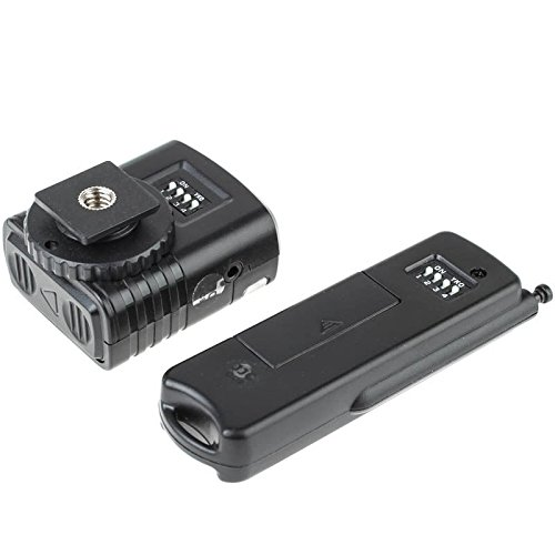 Wireless Shutter Release Remote Control For Fujifilm FINEPIX HS50EXR Repalce RR80A JJC II JM-O II