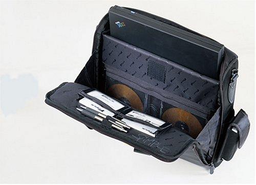 Targus Ultra-Lite Standard Case for 15-Inch Laptops, Black/Gray (TUL300)