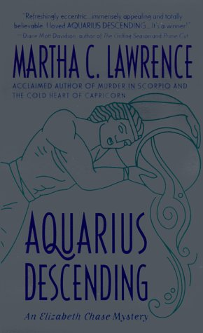 Aquarius Descending (Elizabeth Chase Mysteries)