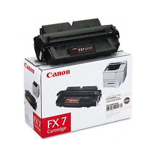 Amazon.com: Canon FX7 (FX-7) Toner, 4500 Page-Yield, Black ...